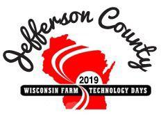 2019 Jefferson County Farm Technology Days logo