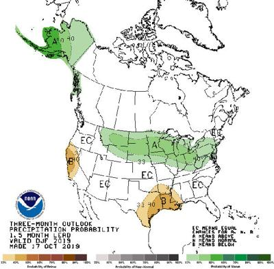 Wet winter weather could add to issues for spring planting in 2020