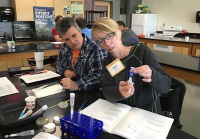 Nebraska Corn provides educational opportunities for students and teachers