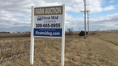 Illinois farmland prices hold steady in early 2019 survey