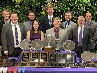 K-State Crops Team 2019 National Champions