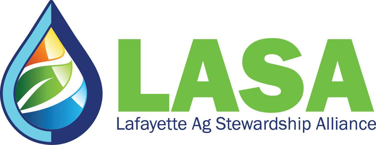 Lafayette Ag Stewardship Alliance logo