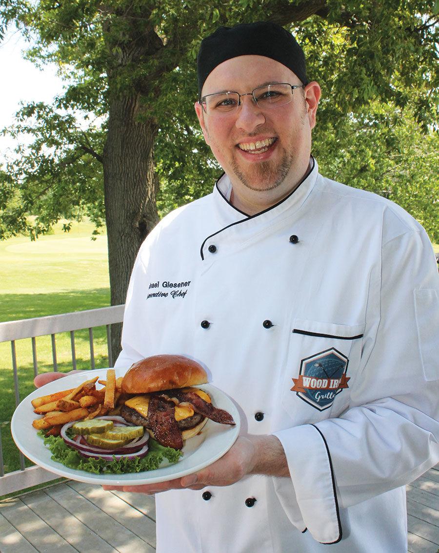 Chef Michael Glesener