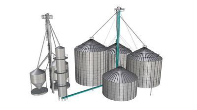 Burgardt's grain system