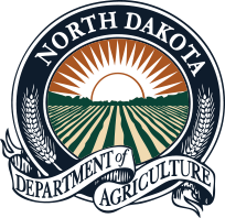 ND Department of Agriculture logo