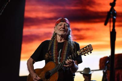Willie Nelson at Farm Aid 2018