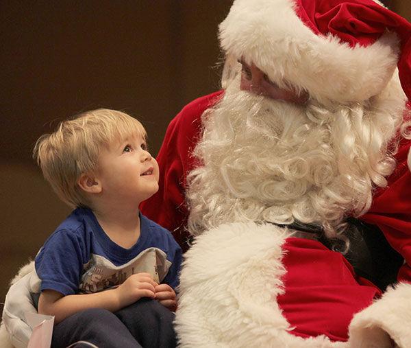 'OK Santa, here's the deal...'