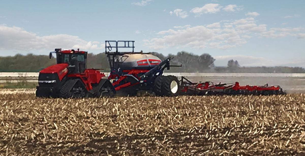 Case IH Agriculture 24-Row Air Pack System