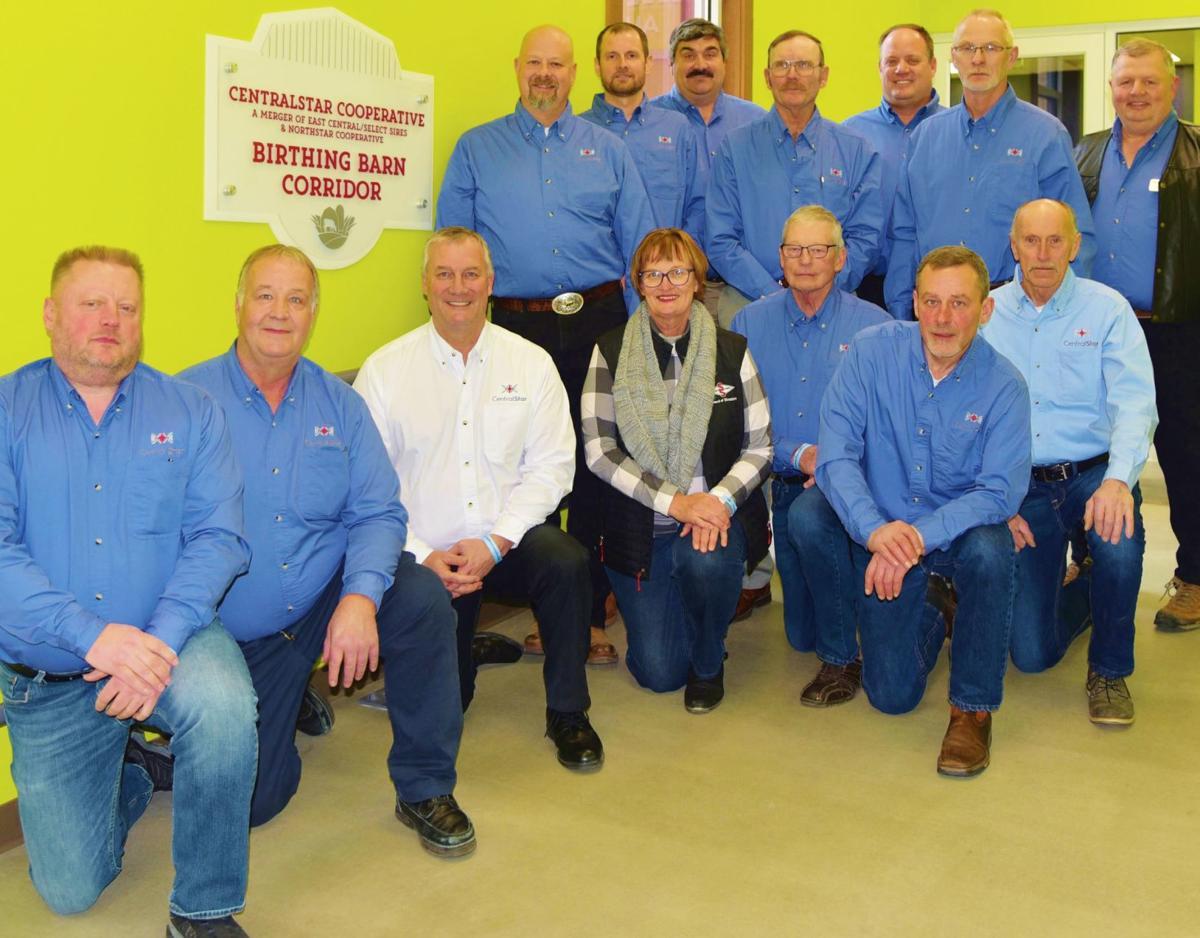 CentralStar Cooperative board of directors 2020
