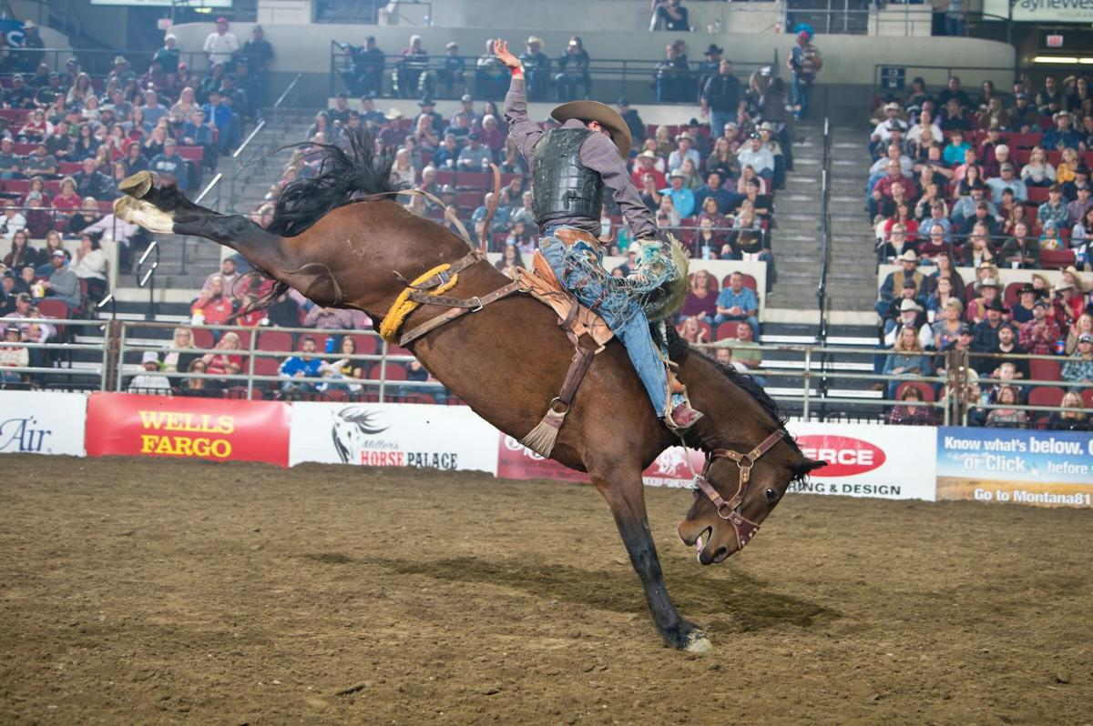 The 2019 Nile Features No Shortage Of Rodeo Action State