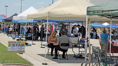 job fair in Central Illinois
