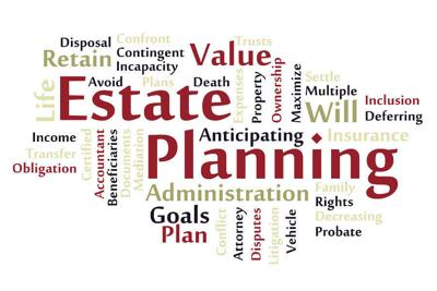 Estate planning logo