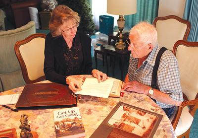 Moving stories: Legendary Iowa veterinarian's life chronicled in book by local author
