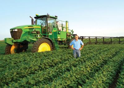 Soybean board leader