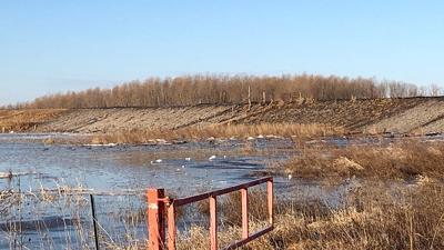 Mills Co Iowa flood photo March 2018