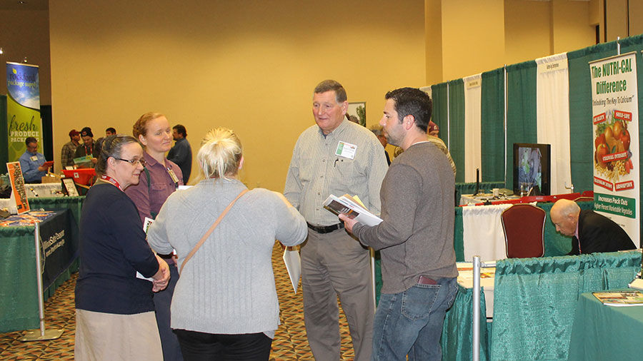Specialty Crops conference
