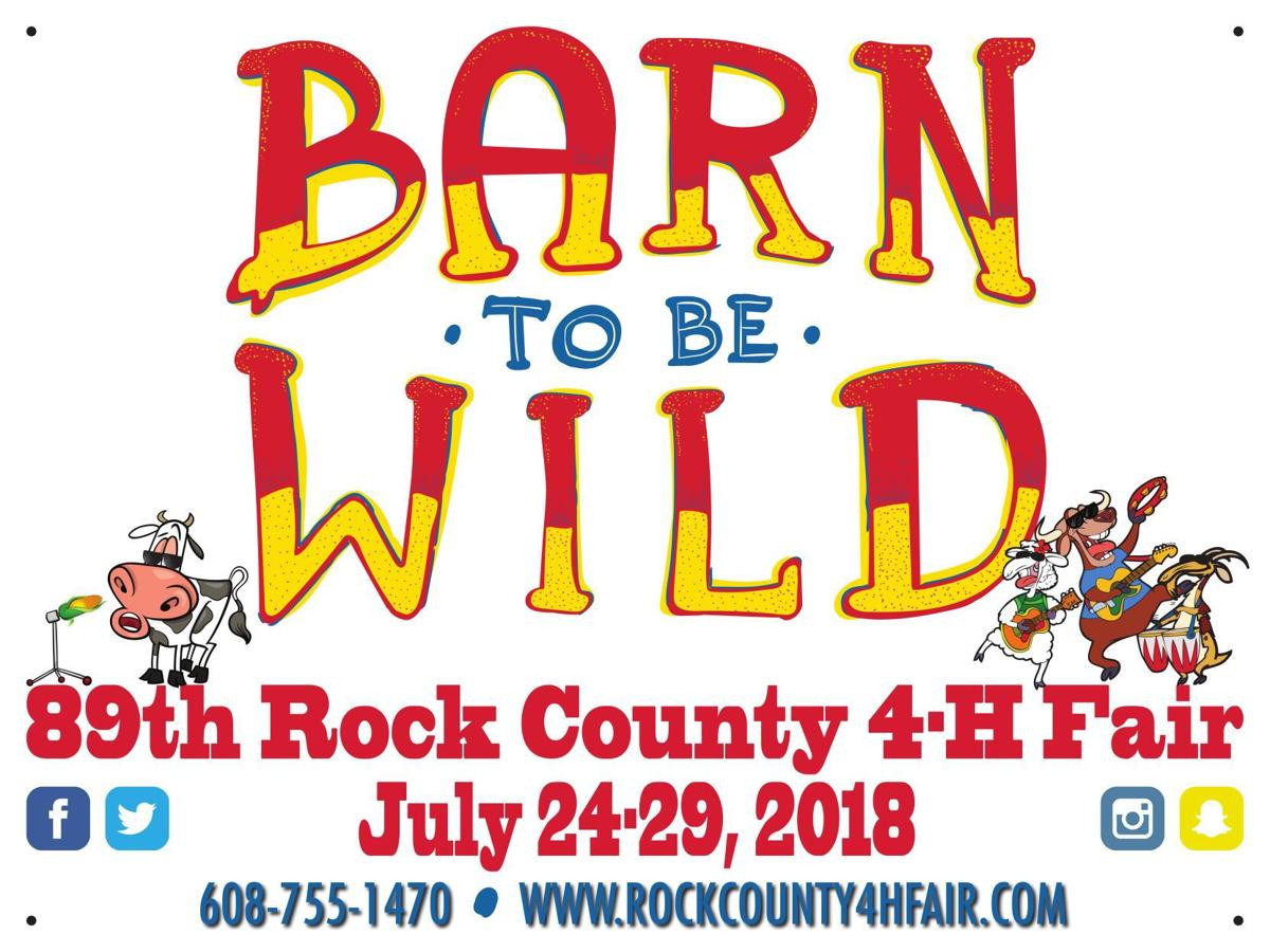 Barn to be Wild banner