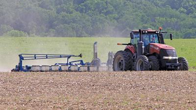 Robb Ewoldt soybean replant