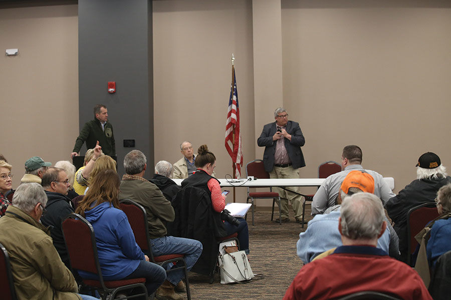 Northey Flood Meeting