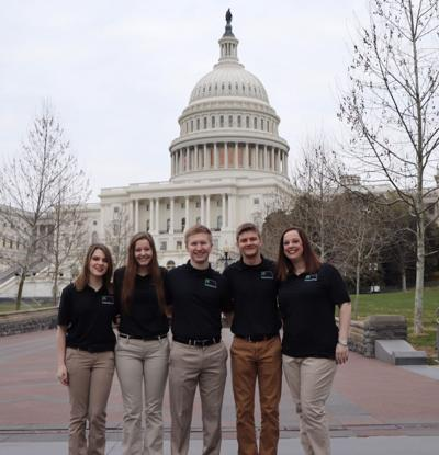 National 4-H Conference in Washington