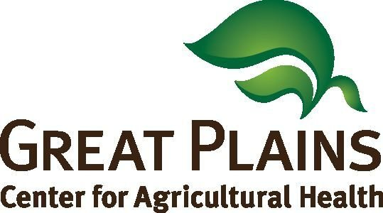 Great Plains Center for Agricultural Health logo