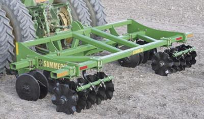 Summers 3RT Tillage Tools