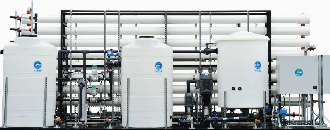 Livestock Water Recycling system