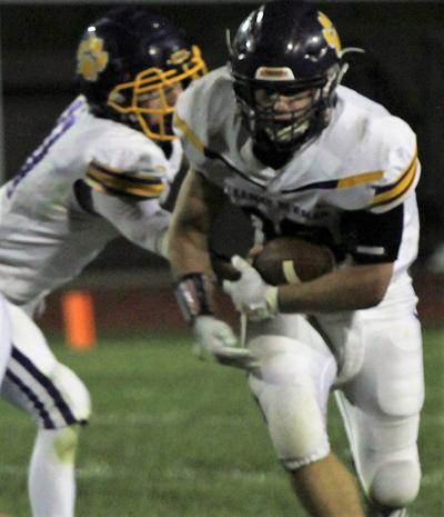 Four Wakehouse TDs carry Tigers at Conestoga