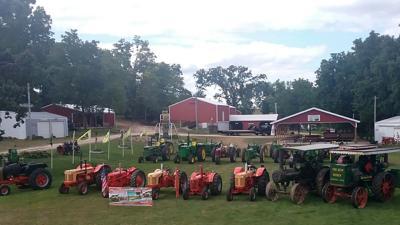 Brown Farm Central City Iowa Pioneer Days