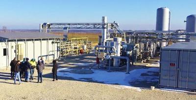 Iowa State University exploring renewable natural gas through anaerobic digestion