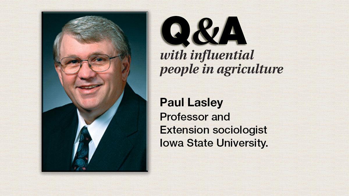 Paul Lasley