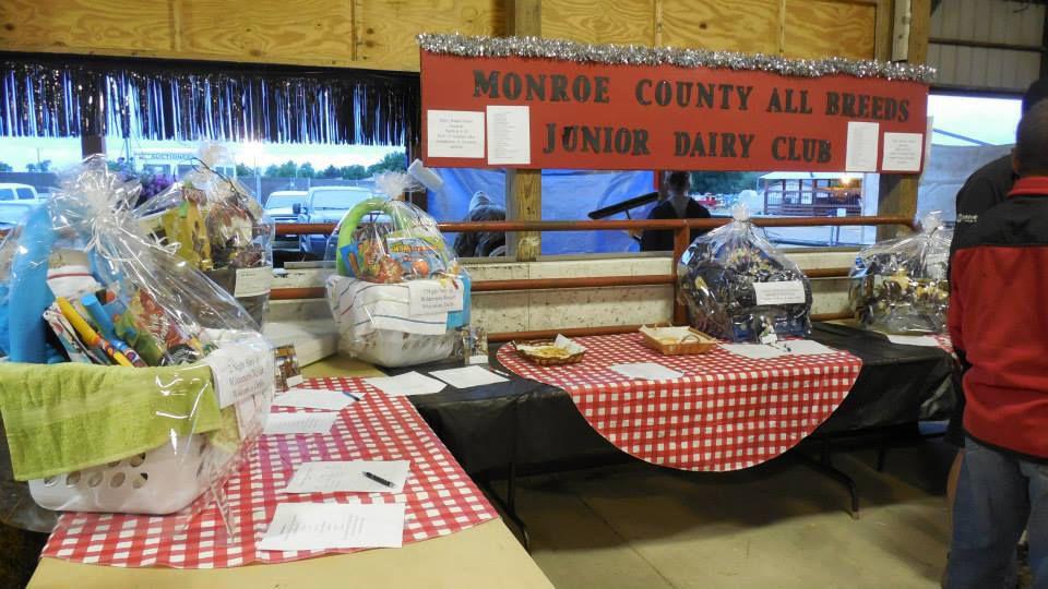 Monroe County Fair Junior Dairy Club