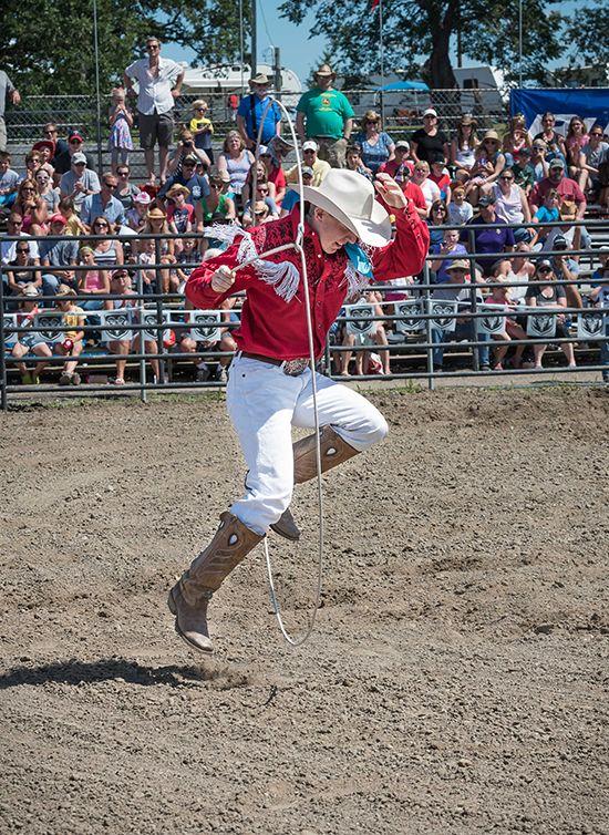 Rider Kiesner Texas Skip