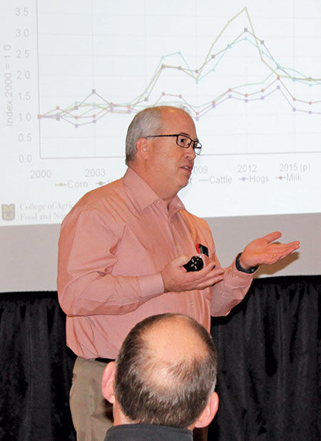 MU ag economist Scott Brown