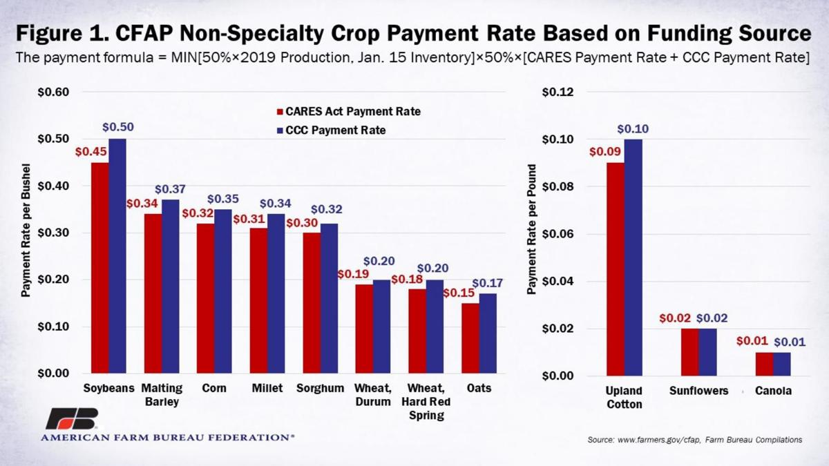 Non-Specialty Crop Payment Rates