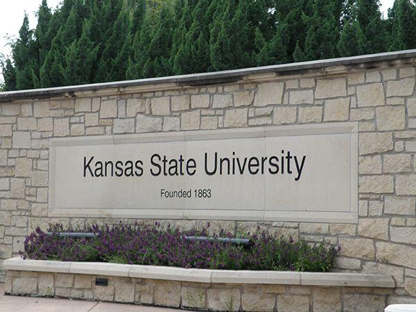 KSU signage