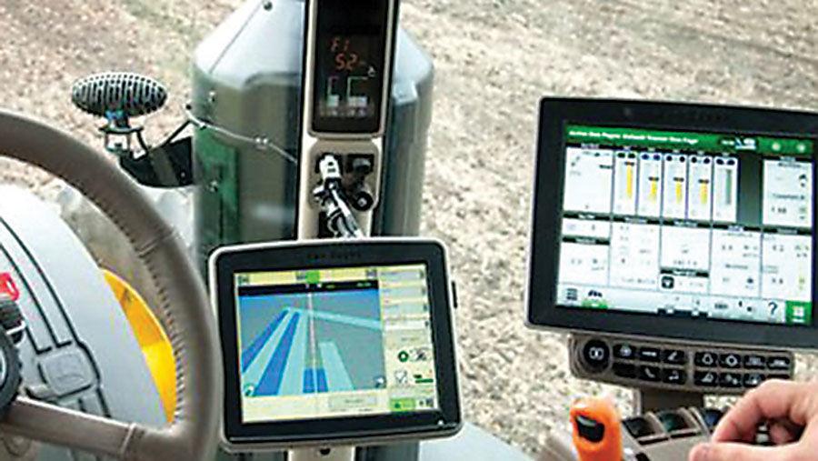 EC technology screens
