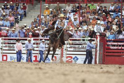 Tough girls: Texas program focuses on training female bronc riders