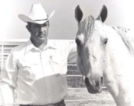 Renowned Quarter Horse breeder always a cowboy, continues work on horseback