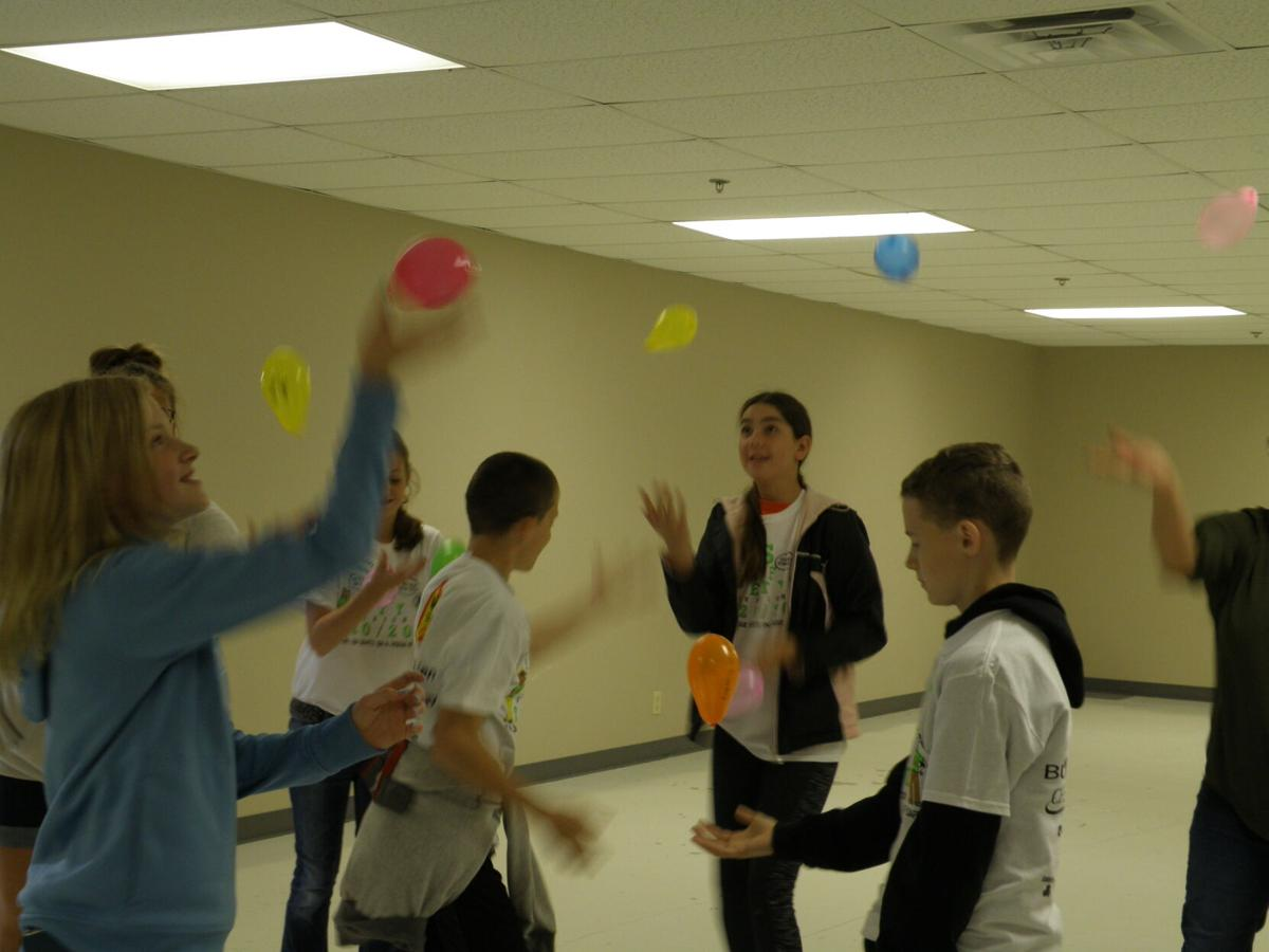 Juggling stress