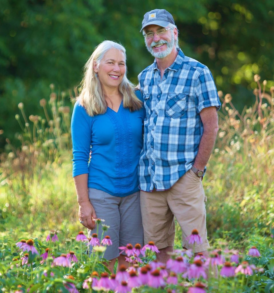 Jane Hawley and David Stevens