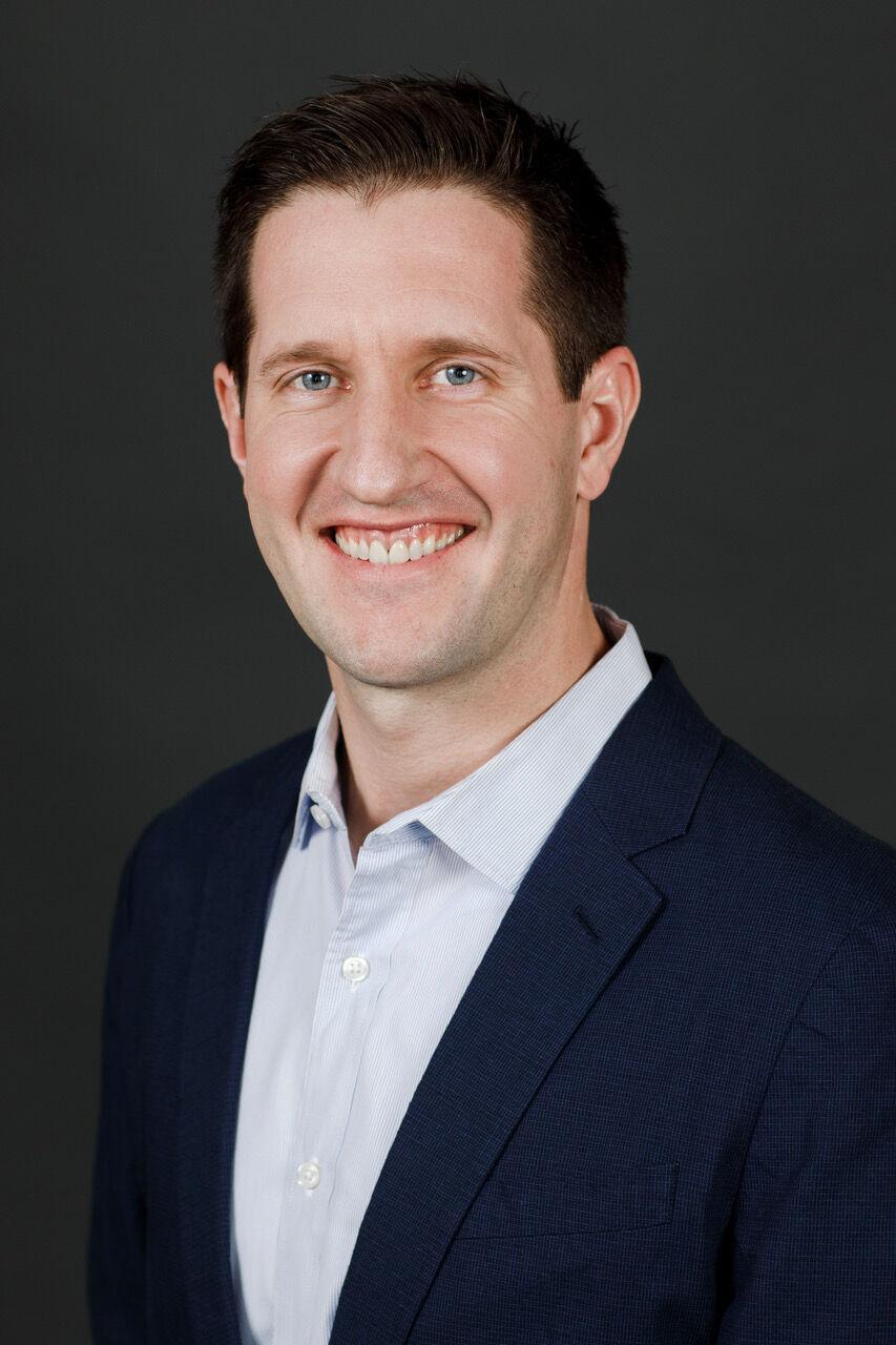 Corey Dathe, Syngenta key account lead, Fargo