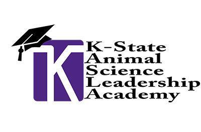 Kansas State Animal Science Leadership Academy logo KASLA