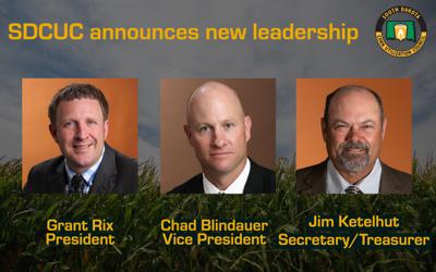 Corn Utilization Council leadership
