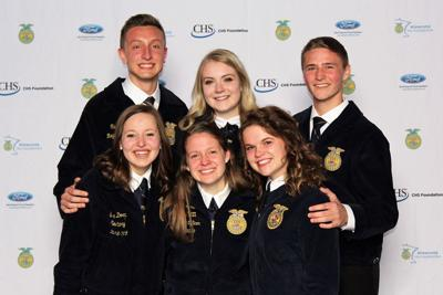 MN FFA Officers for 2019-20