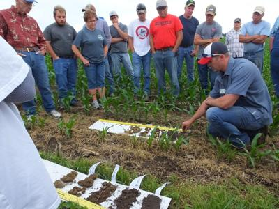 NRCS field day