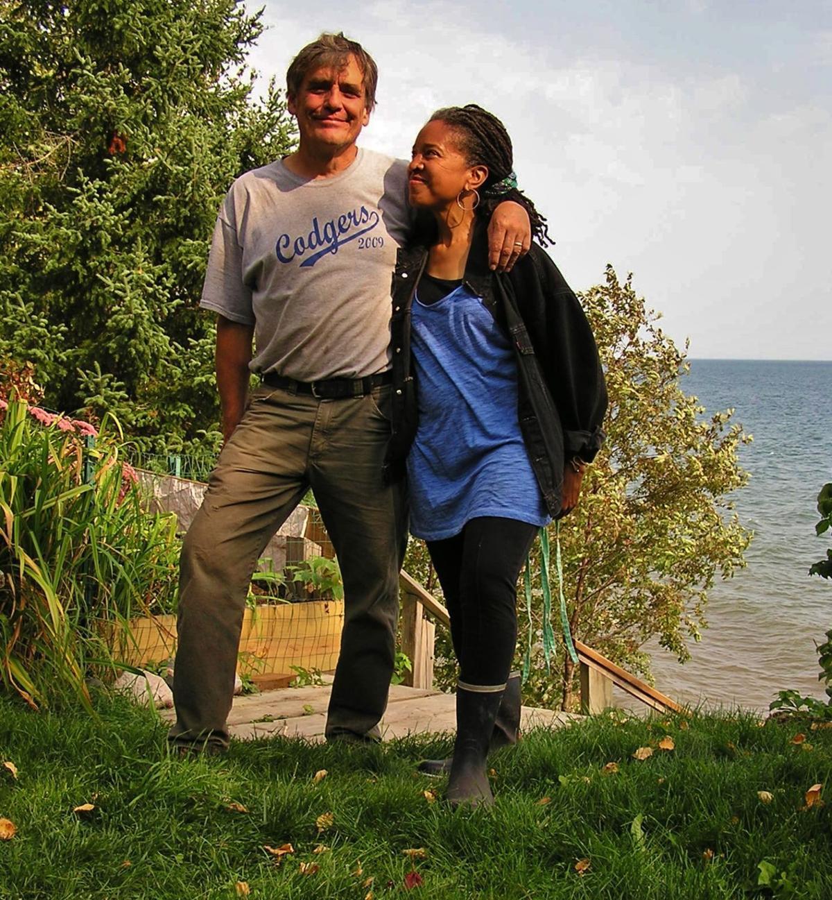 Jeff Theune and Regina Laroche