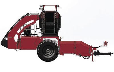 Amity 2720 Sugarbeet Harvester