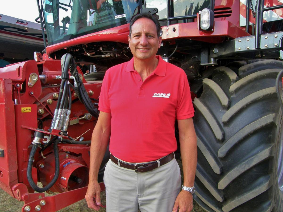 Case IH launches combines for 2019 harvest   Business