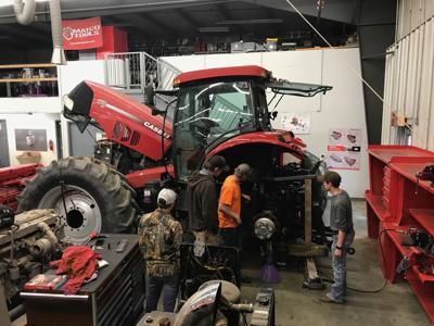 Tractors for schools